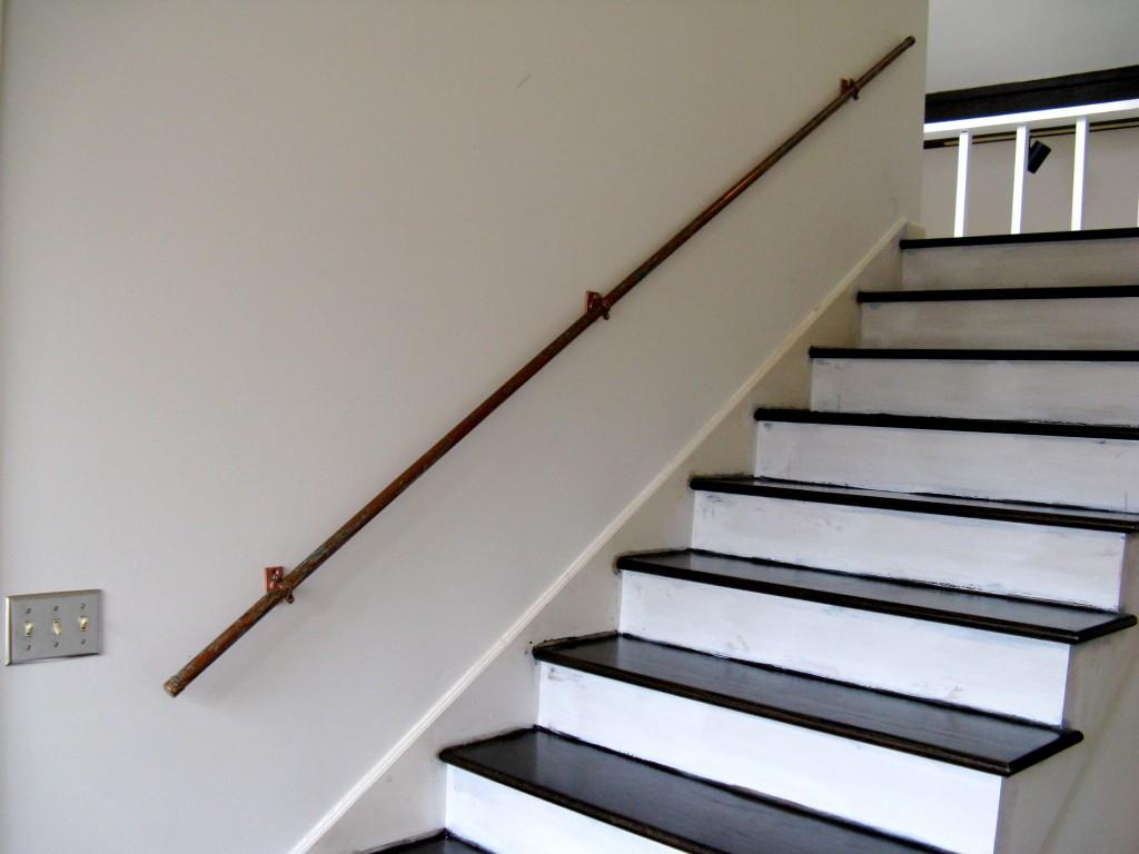 Full Rail in Stairwell