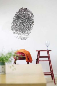 $96 Wall Sticker from Ferm Living