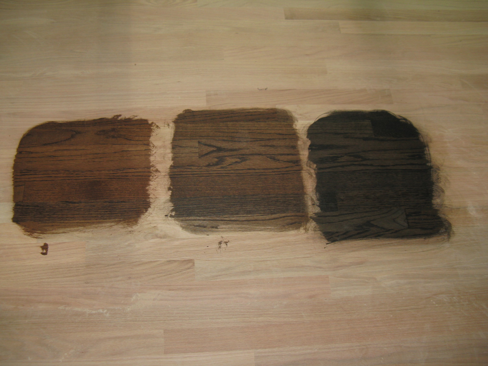 Ebony Stained Wood 34