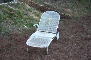 Woodard Chaise!