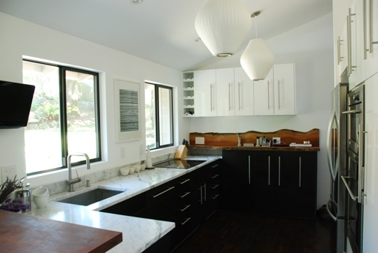 anne and nathan's kitchen via AT