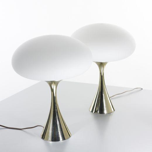pair laurel lamps $1600  at wrightnow