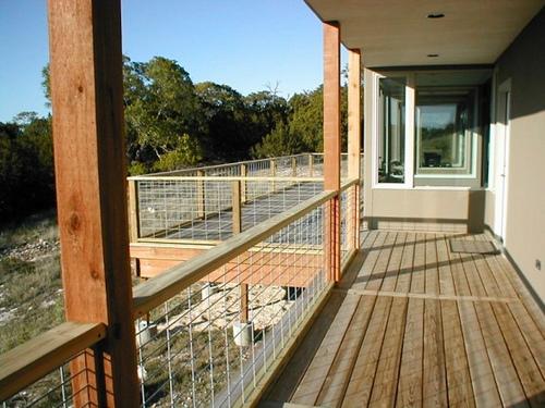 hog panel railing