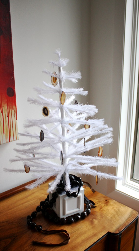 tree with agate