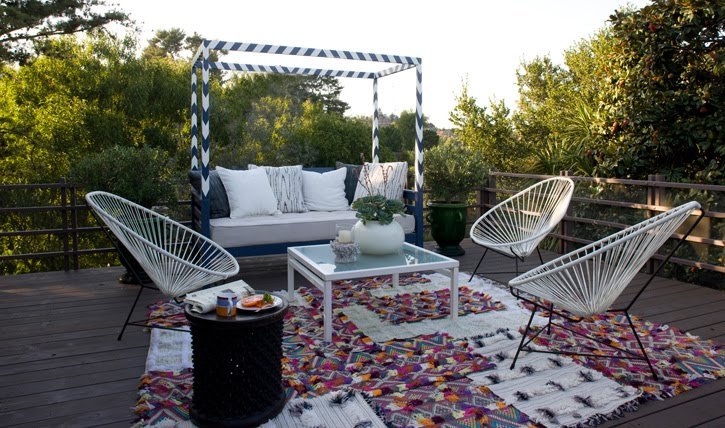 The Ace Hotel In Palm Springs And Thunderbird Marfa Were Making Rounds Many Moons Ago I Never Stopped Obsessing About Those Patio Chairs