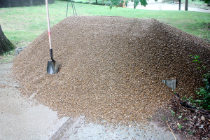 gravel for patio