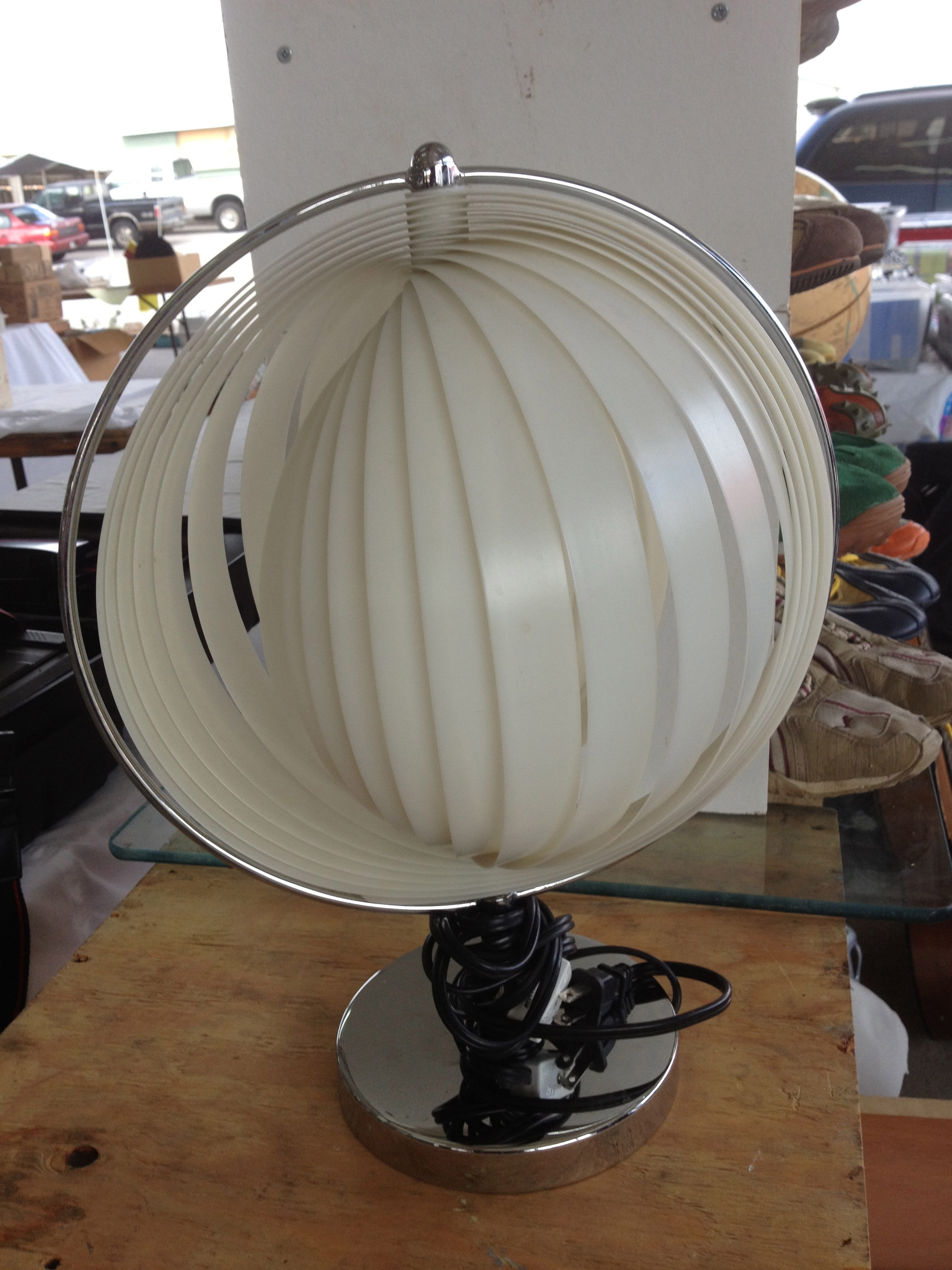 Panton Moon Lamp Replica M O D F R U G A L