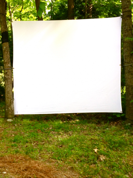 diy outdoor movie screen diy outdoor movie screen