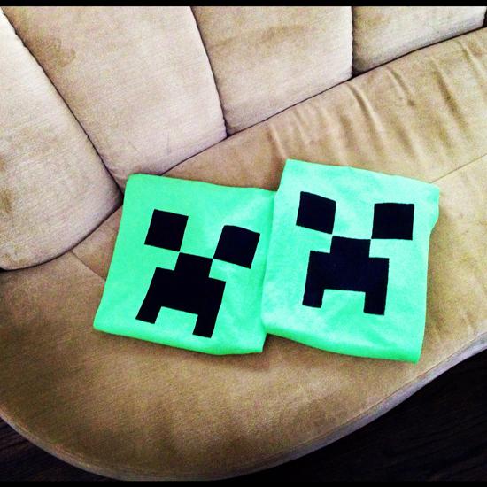 DIY Minecraft T