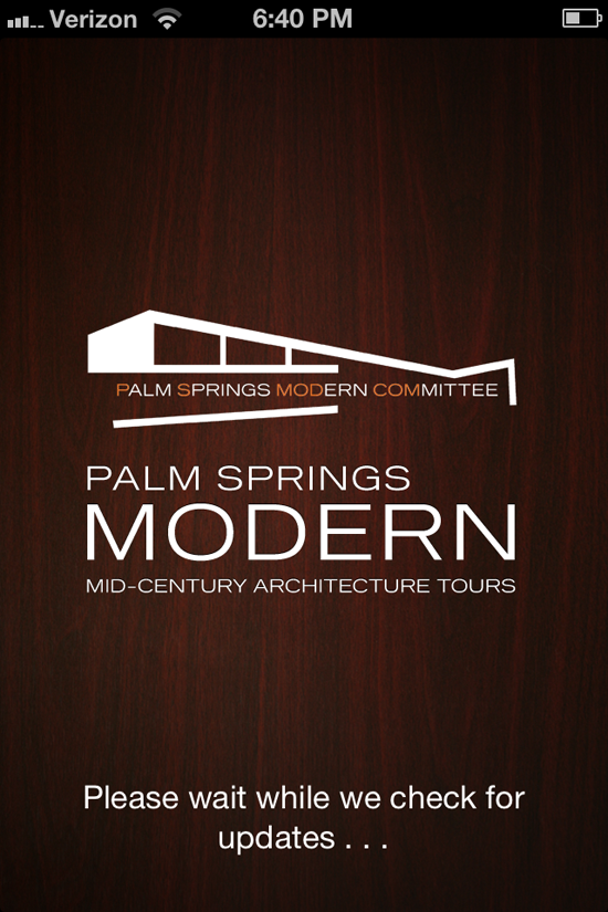 PS Modern architecture app