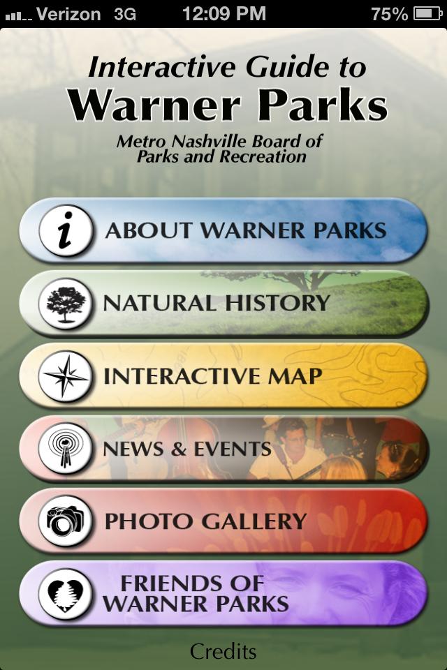 Warner Parks App