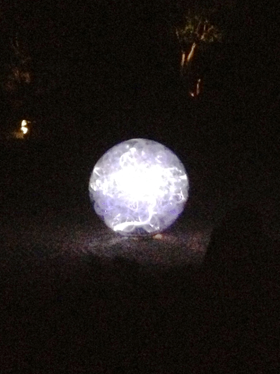 Bruce Munro LIGHT @ Cheekwood: modfrugal