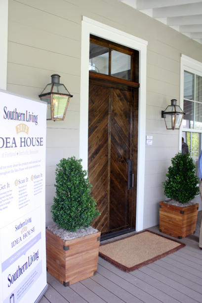 Southern Living Idea House:Modfrugal