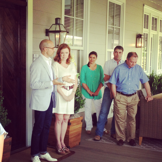 Bierman, Howard at Southern Living Idea House: Modfrugal