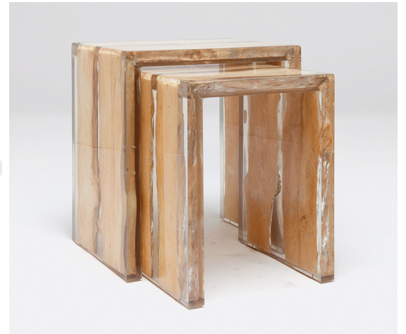 Madegoods Kas nesting tables