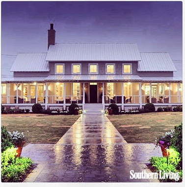 Reed Brown for Southern Living Idea House