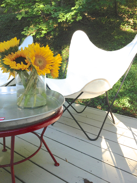 Modfrugal Butterfly Chair Rehab