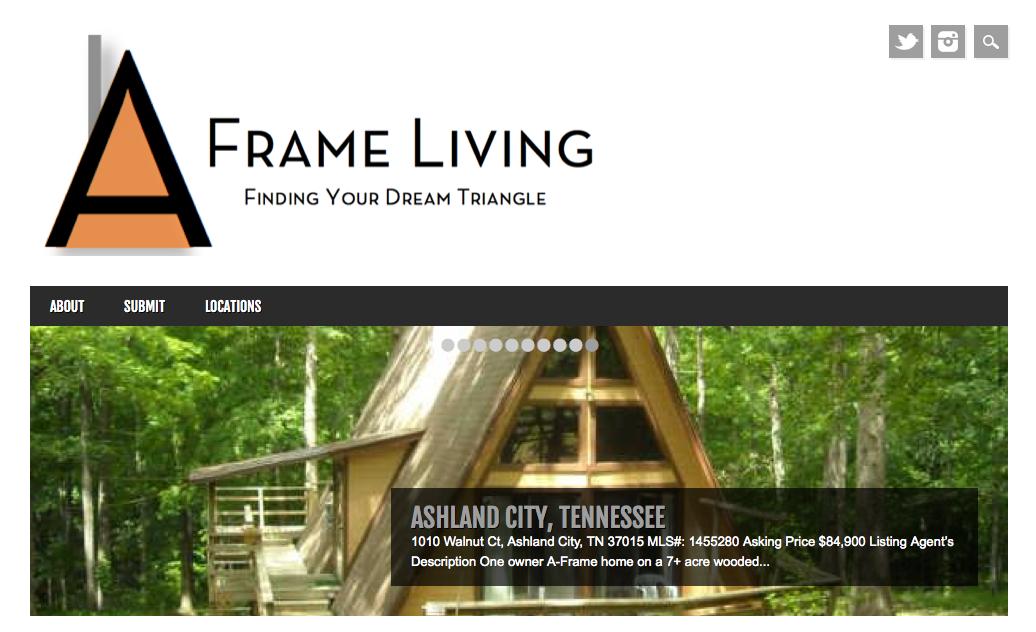A-Frame Living