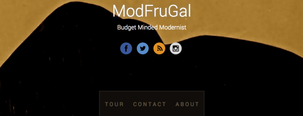 Modfrugal New Look Fall 2013