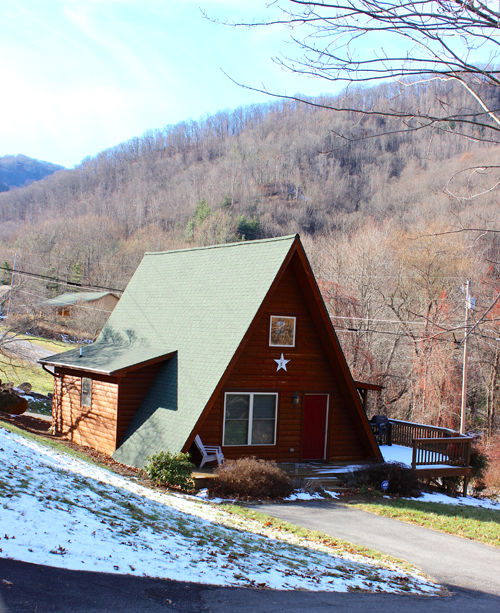 Modfrugal Maggie Valley/Cataloochee