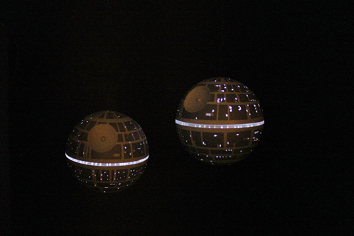 CC's DIY Death Star on Instructables