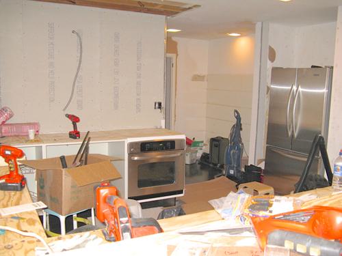 modfrugal kitchen reno