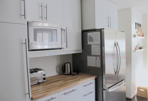 modfrugal pantry renovation kitchen