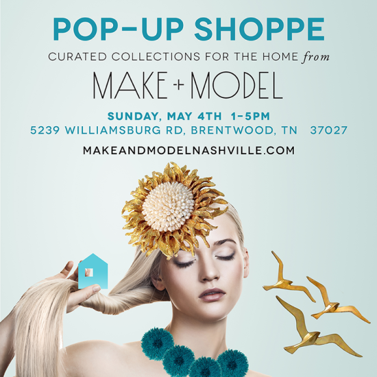 make and model pop up shoppe