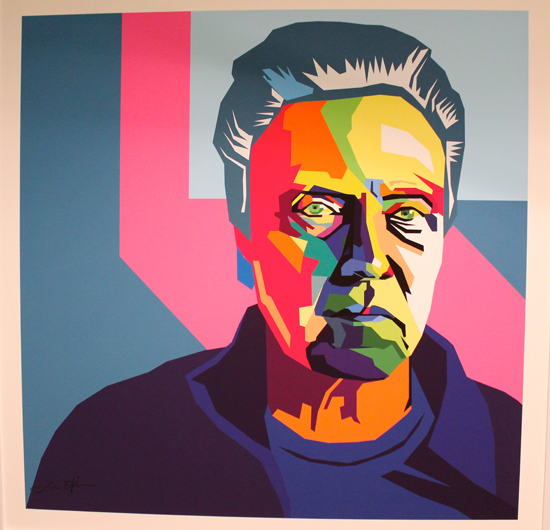 Walken by Gina Julian