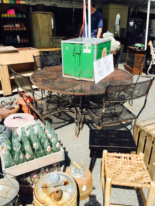 Modfrugal Nashville Flea Market